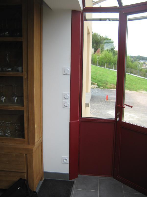 Verri re en double vitrage normandie ferronerie artisan ferronnier en norm - Verriere double vitrage ...